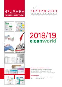 Katalog Riehemann 2018 2019 Ohne Preis